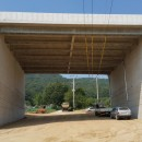 UPC Highway bridge